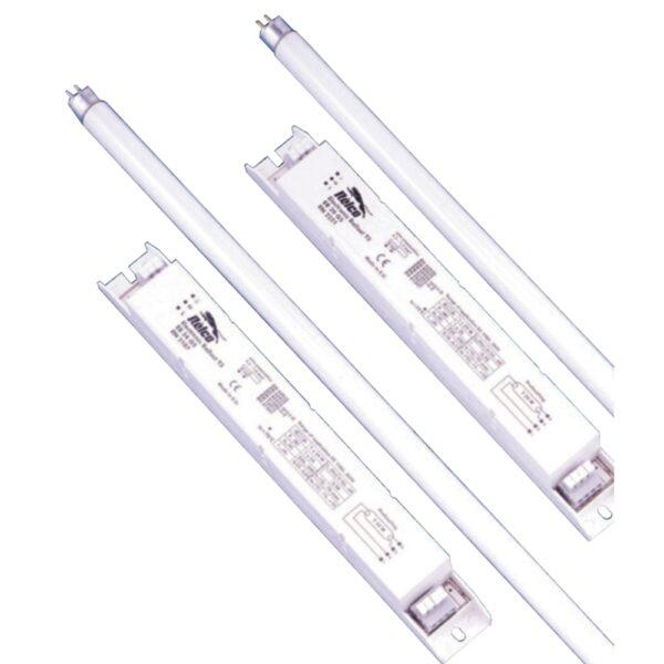 Alimentatore Elettronico per lampade fluorescenti 1 x 58W 230V - LAR RN2095
