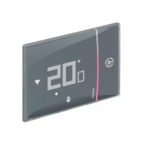 Termostato Connesso Wifi Smarther 2 Ad Incasso Nero 230v Netatmo - BTICINO LEGRAND XG8002