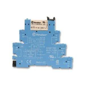 Interfaccia Modulare 1 Contatto Morsetto a Molla - FIN 386170120050