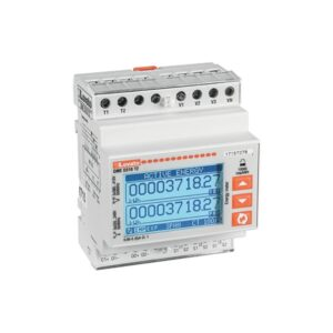 Contatore di Energia Trifase con Ingressi di corrente TA - LOV DMED310T2