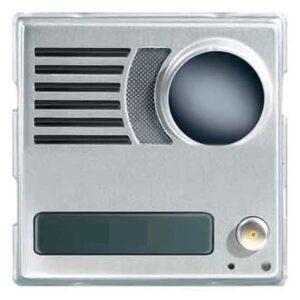 Modulo Video Colori Sinthesi con posto esterno 4+n 1/pulsante - URMET 1745/41