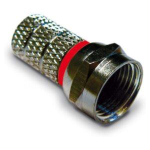 Connettori F Maschio Avvitare 6,6mm - FRA 287191