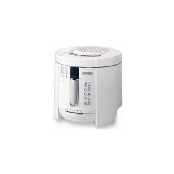 Friggitrice con coperchio staccabile e lavabile, vasca con interno antiaderente, Indicatore luminoso che si spegne quando l'olio ha raggiunto la temperatura desiderata, potenza 1800 Watt. - COD. F26215