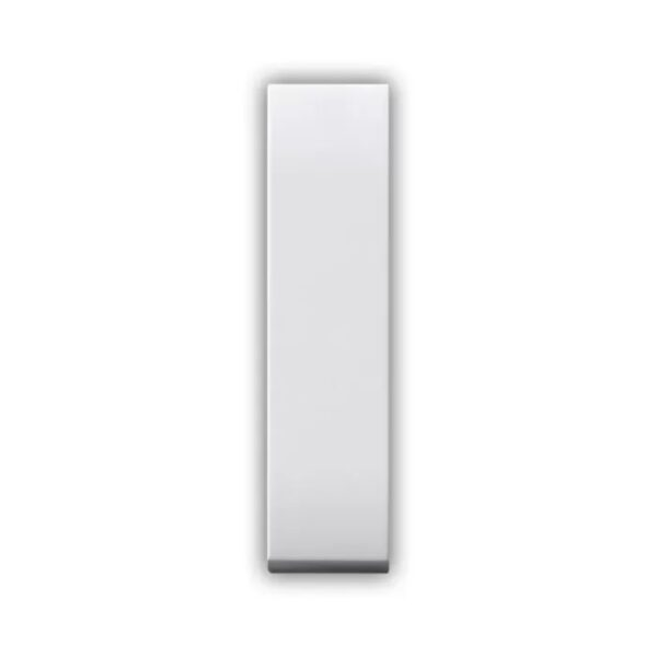Tappo Copriforo Ridotto 1/2 Modulo Domus Bianco - AVE SPA 441013R