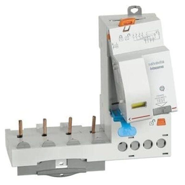Modulo Differenziale AC 4P 32A 500MA 2 Moduli - BTICINO LEGRAND G45/32AC/2