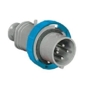 Spina Mobile Diritta 3P+T 16A IP67 - PAL 477313